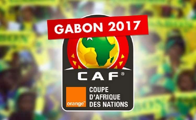 Logo Coppa d'Africa 2017