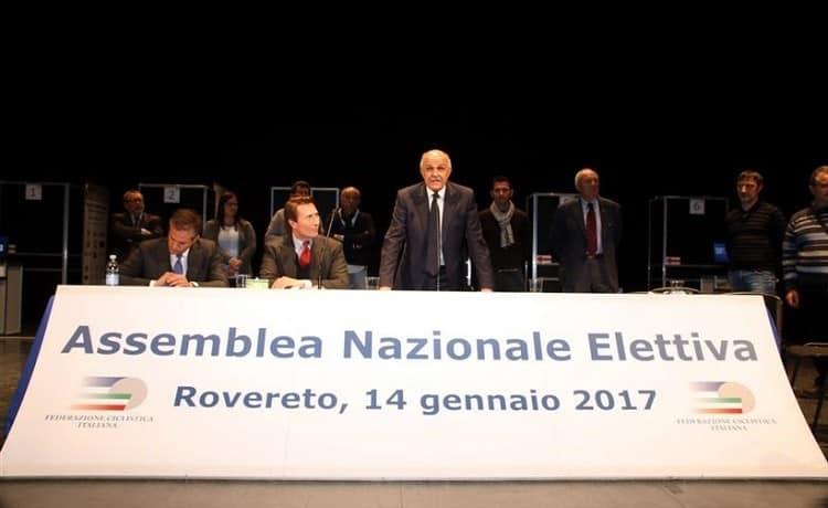 Ciclismo, Renato Di Rocco confermato presidente