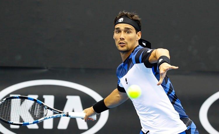Australian Open, Errani si ritira