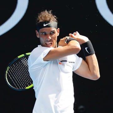 Rafael Nadal Australian Open 2017