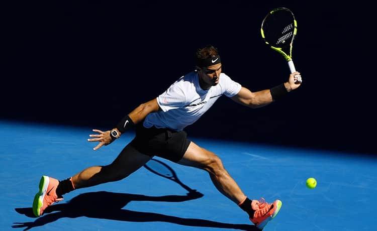Australian Open: Dimitrov vola in semifinale, ora Nadal-Raonic