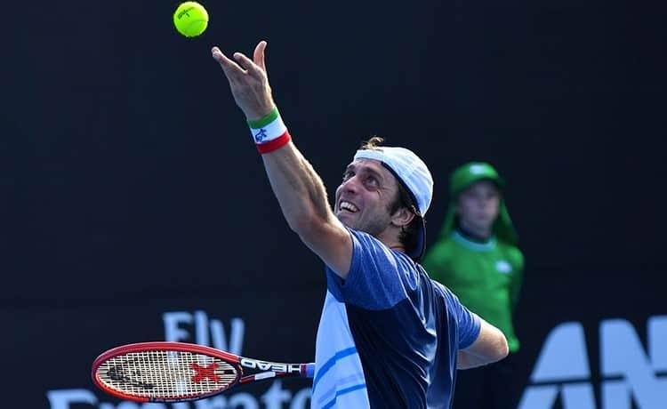 ATP Pechino - Lorenzi ko all'esordio: l'azzurro cede al terzo set contro Mayer