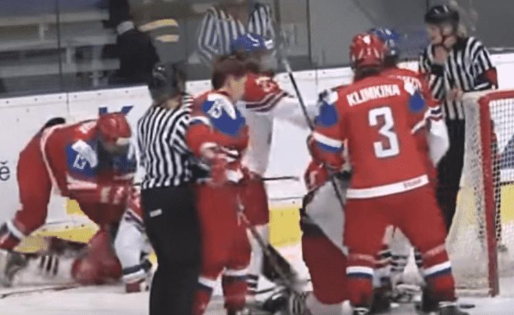 hockey su ghiaccio femminile