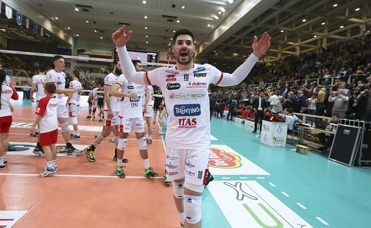 Lega Volley Calendario.Volley Maschile Superlega 2017 2018 Il Calendario