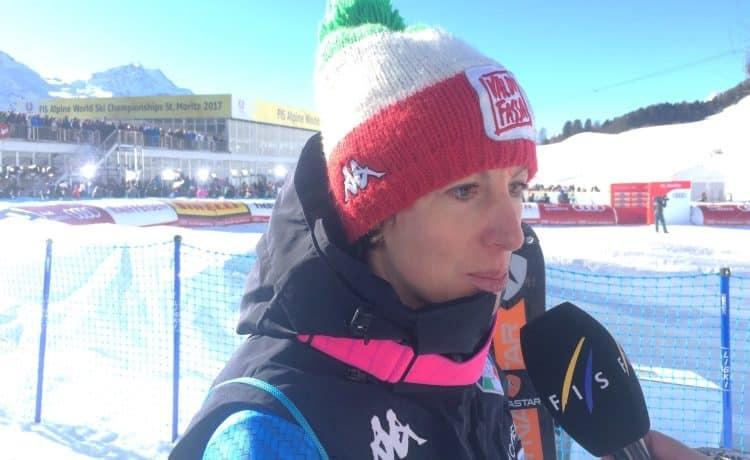 La piemontese Marta Bassino ottava nello slalom gigante di Courchevel