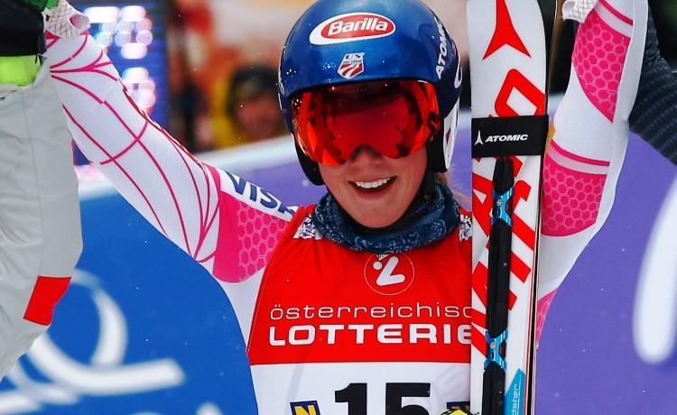 Sci, slalom donne: domina la Shiffrin, debacle azzurra