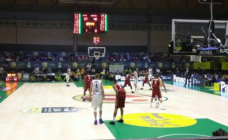"Final 8. Sassari è la seconda semifinalista: Brescia battuta 77-70"""