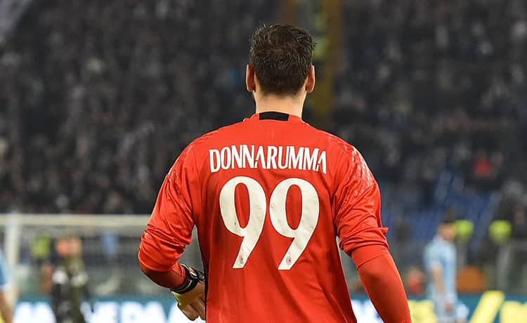 Uefa e Donnarumma: il Milan fa chiarezza