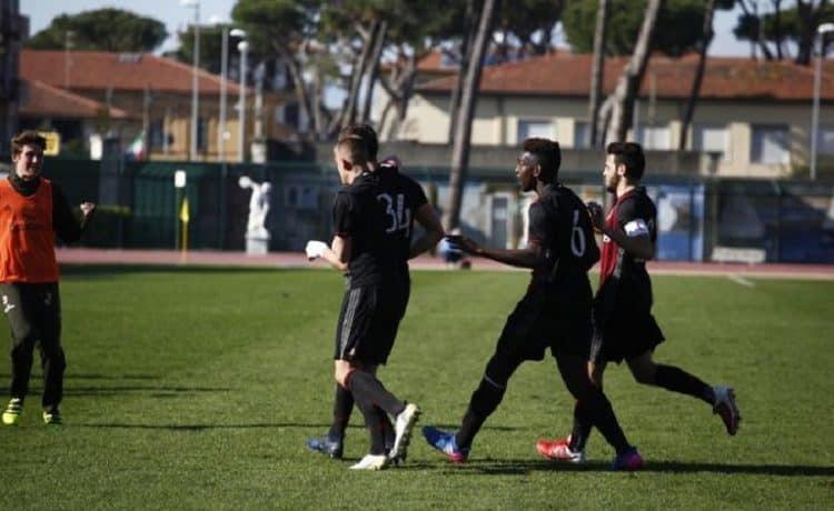 Viareggio Cup: Genoa, vittoria inutile