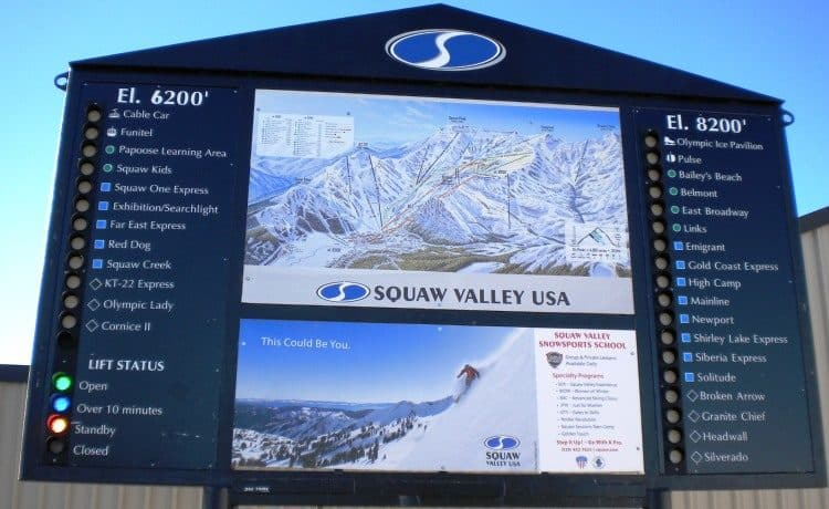 Sci, il gigante di Squaw Valley va alla Shiffrin. Seconda Brignone