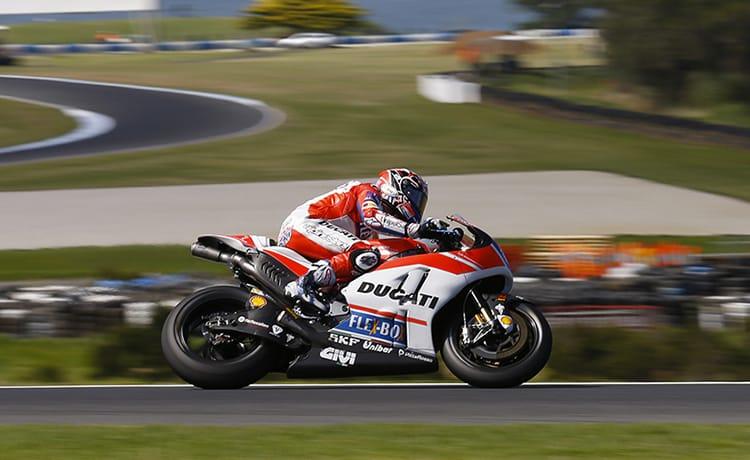 Ducati: firmato l'accordo con Dorna, in MotoGP fino al 2026