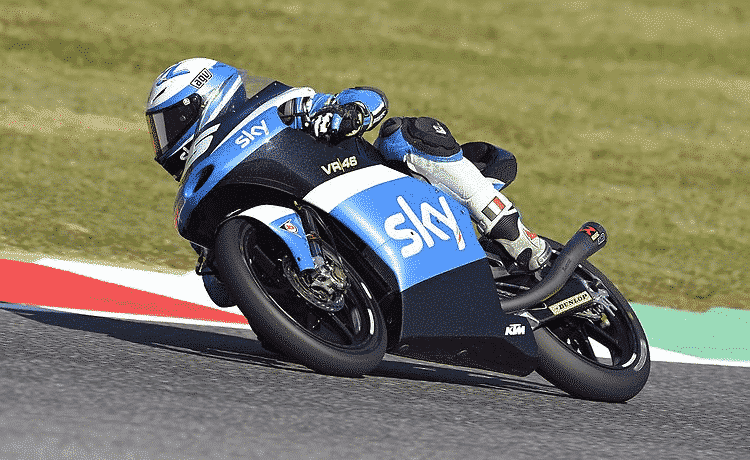 Moto3, Austin: Fenati is back, Bulega pure