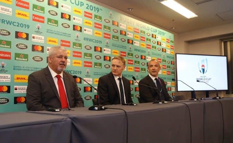 Rugby: sorteggio MOndiali. Italia , girone di ferro