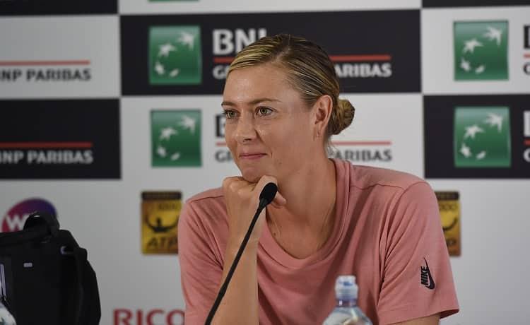 Tennis: Maria Sharapova sposerà il fidanzato Alexander Gilkes