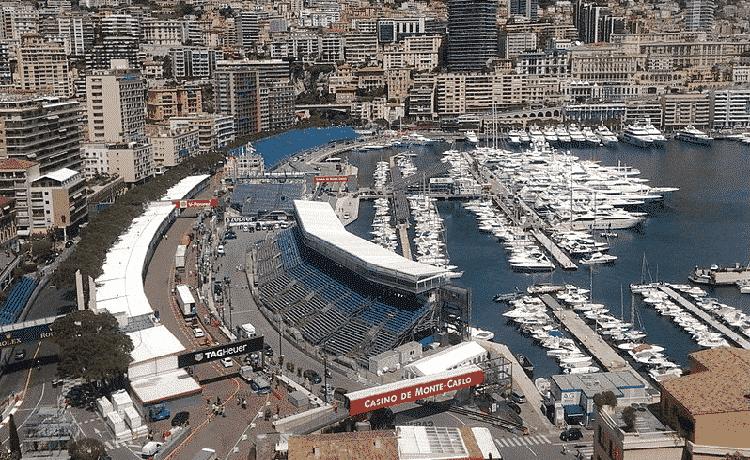 Circuito Monaco : Formula gran premio monaco l albo d oro