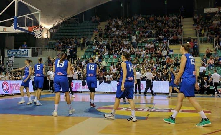 Europei, esordio ok per le azzurre: sconfitta la Bielorussia 80-60
