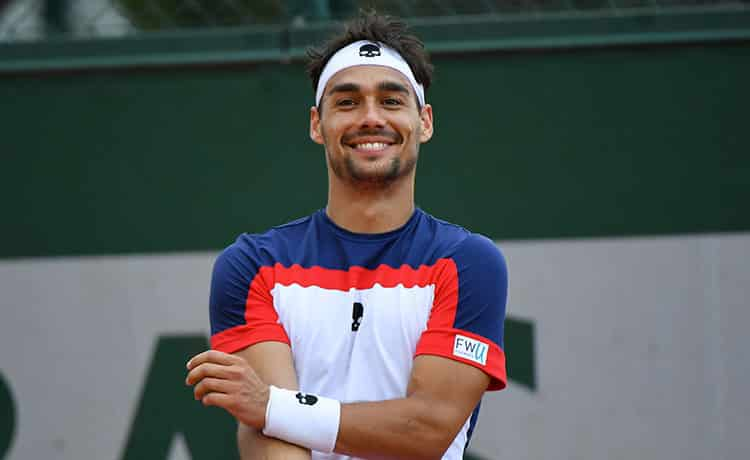 Tennis, Fognini vince torneo Gstaad