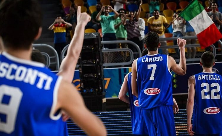 Basket, Italia Under 19 nella storia: è in finale dei Mondiali!