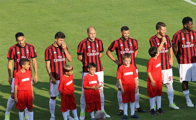 Preliminare Europa League, il Milan parte dalla Romania