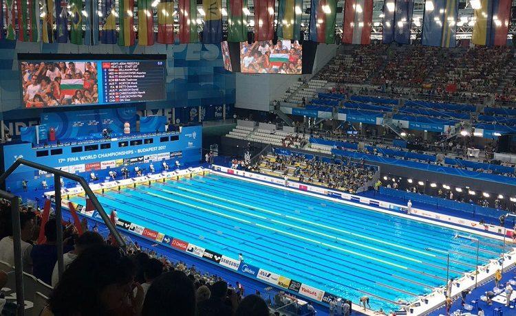 Nuoto mondiali budapest 2017 finale nei 1500 per simona - Piscina olimpiadi ...