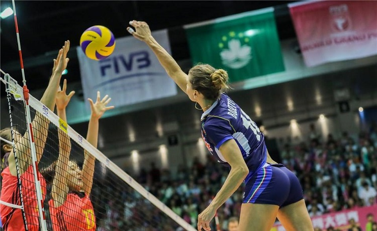 Calendario Vnl Maschile 2020.Volleyball Nations League Femminile 2019 Risultati E