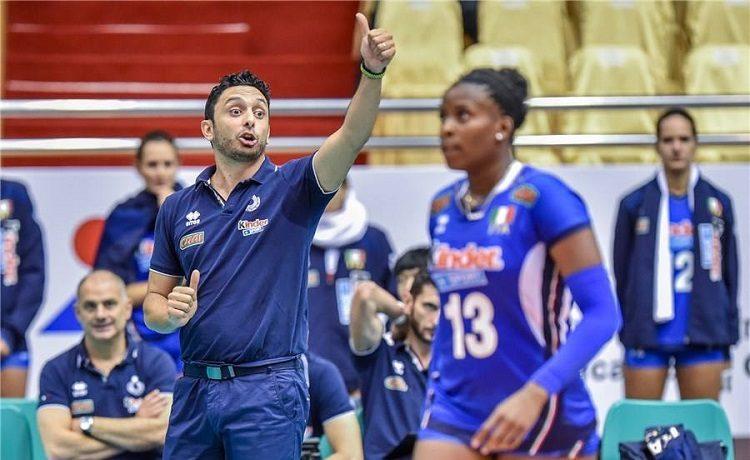Volley: il sorteggio del Mondiale femminile, Italia da derby