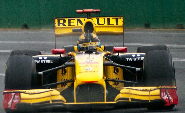 F1: Kubica guiderà la Renault RS17 nei test in Ungheria