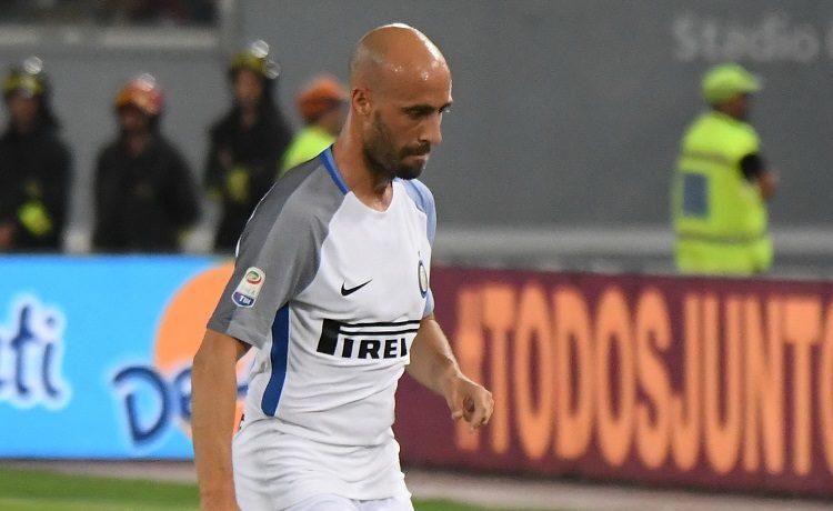 Inter, Borja Valero: