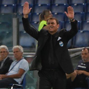 Leonardo Semplici, allenatore della Spal
