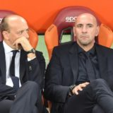 Mauro Baldissoni e Monchi
