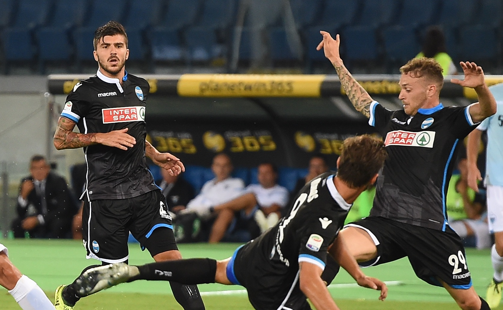 Spal in Serie A