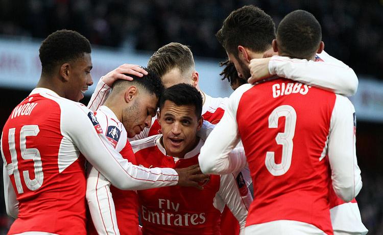Premier: che spettacolo alla prima! Arsenal-Leicester 4-3, decide Giroud