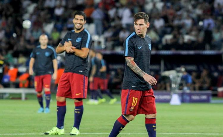 Liga, il Barcellona cala il tris e travolge il Leganes
