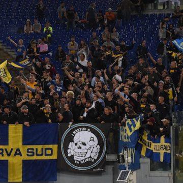 Tifosi Verona, curva Sud