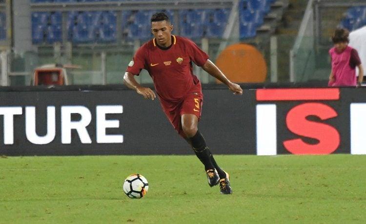 Juan Jesus Roma 2017-18