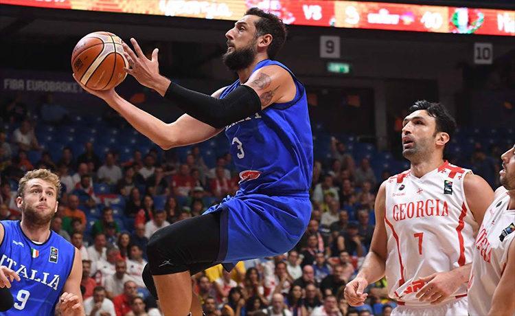 Eurobasket, vincere o andare a casa: Italia-Finlandia alle 17:45