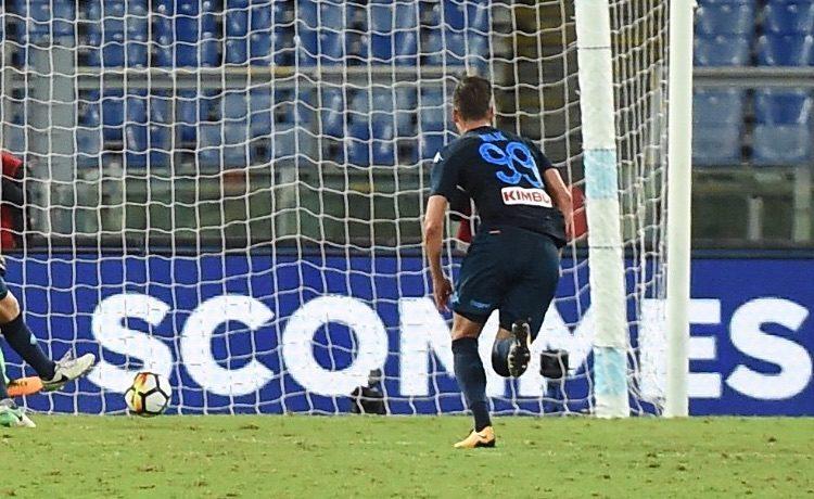 Napoli, perfetta macchina da gol: 30 gol in 10 partite