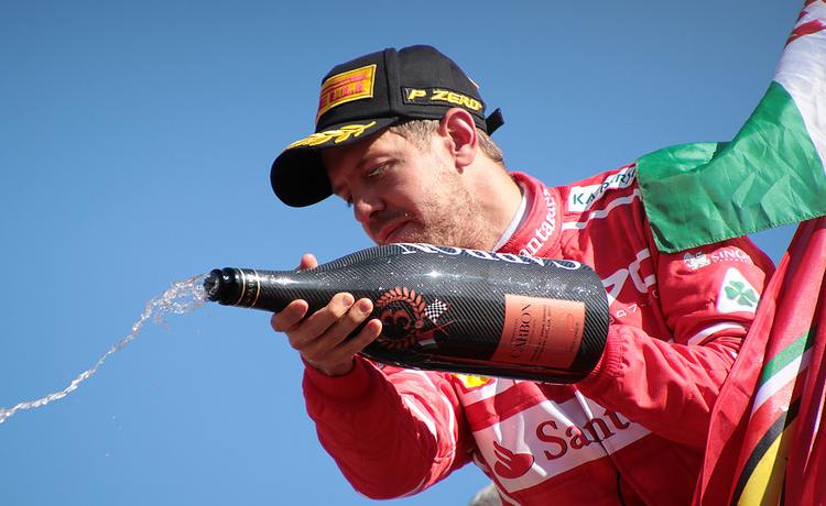 Formula 1 Gp Giappone : miglior tempo Sebastian Vettel
