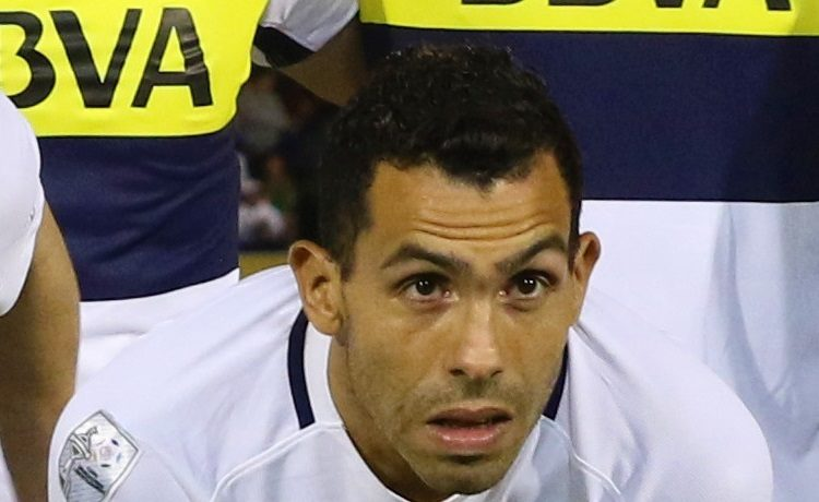 Infortunio Tevez, si fa male in carcere