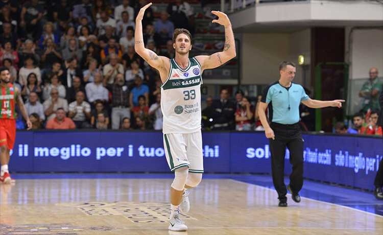 Basket, Europe Cup 2018/2019, calendario: Dinamo Sassari al via