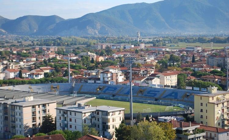 Stadio Garibaldi, Pisa
