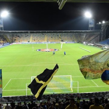 Stadio Benite Stirpe Frosinone