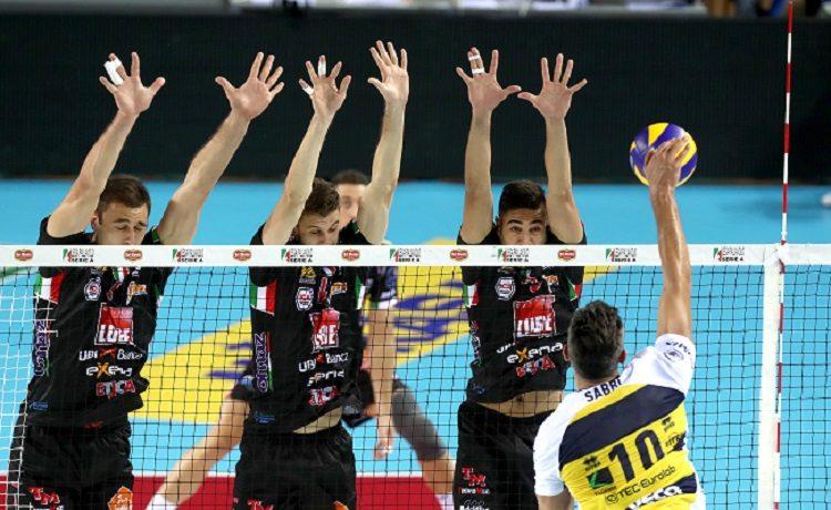 Lube ancora sconfitta in finale La Coppa Italia va al Perugia