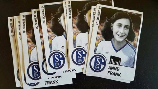 Dopo la Lazio, vergogna infinita: caso Anna Frank anche in Germania