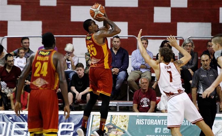 DIRETTA – Virtus Roma-Eurobasket Roma 88-79 FINALE basket
