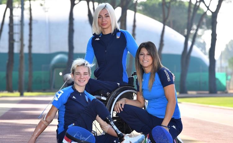 Bebe Vio e il fioretto donne ai Mondiali di Roma 2017