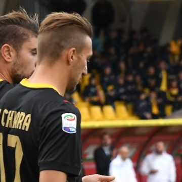Luca Antei e Gianluca Di Chiara