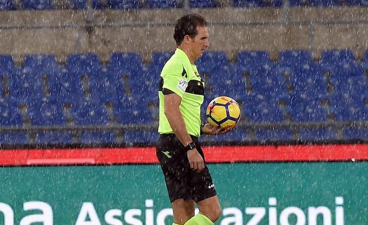 Arbitro Luca Bani