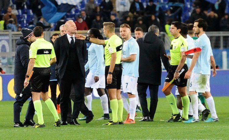 Lazio, Diaconale sbotta contro la Var: