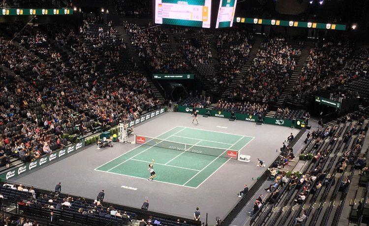 Nadal in quarti, vittoria con brivido contro Cuevas — ATP Parigi Bercy